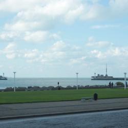 Entrée du port du Havre
