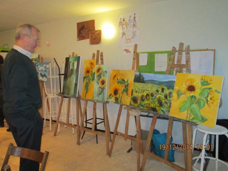 Cherchez Van Gogh