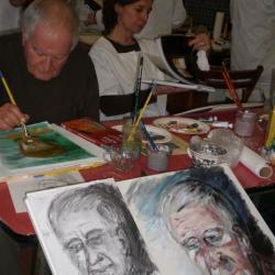 Portraits d'un artiste (2009)