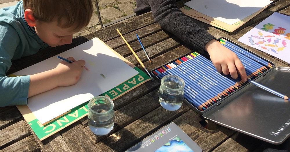 Atelier enfants en confinement : les bonbons