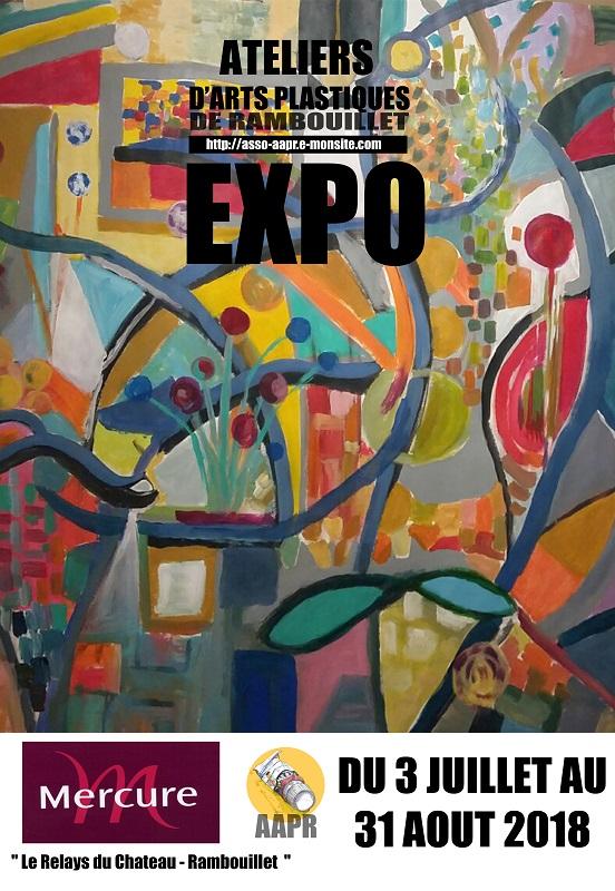 Affiche expo mercure 2018 b def 1
