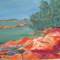 Peinture: travail autour des complémentaires