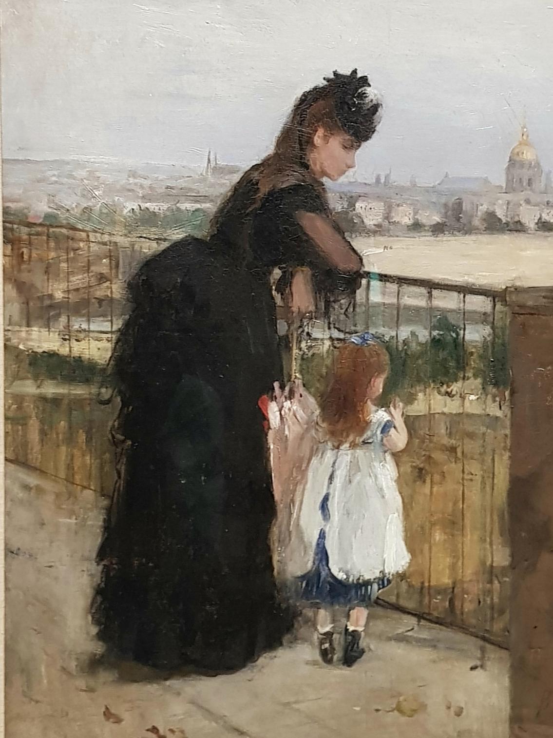 Dernière sortie: Berthe Morisot (musée d'Orsay)