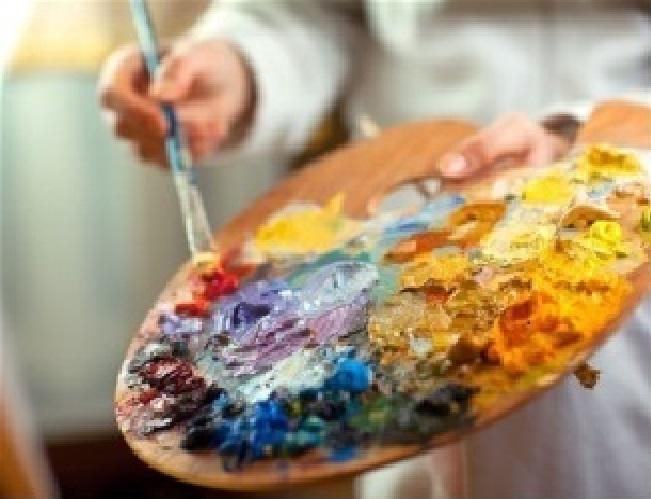 Le plaisir de peindre