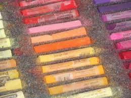 Atelier pastels